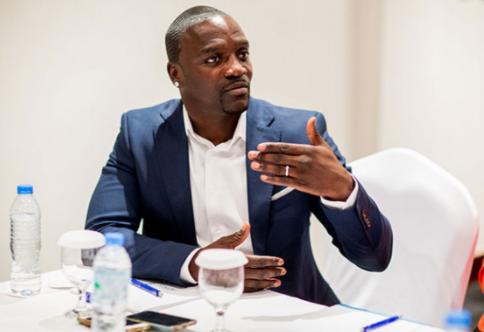 Akon Sénégal