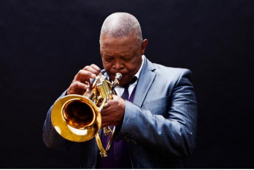 Hugh Masekela (Afrique du Sud)