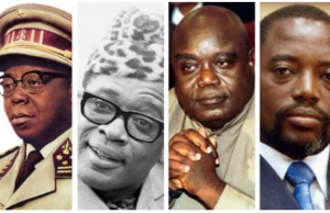 Les présidents de la RDC