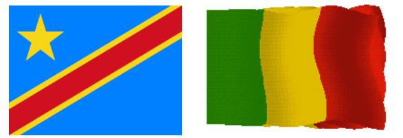 RDC MALI