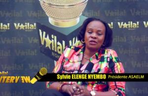 Sylvie Elenge Nyembo