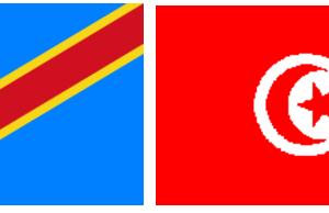 rdc vs tunisie