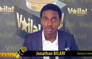 JONATHAN BILARI