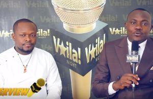 NDULE AWARD - Joe Bangato et Willy Makola