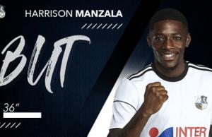 HARRISON MANZALA