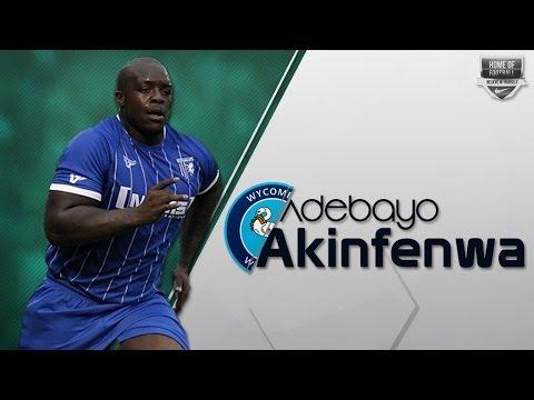 SAHEED ADEBAYO AKINFENWA