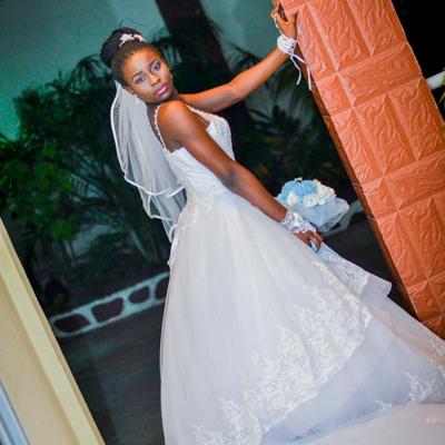 Location robe de mariage kinshasa