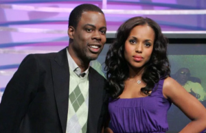 KERRY WASHINGTON - CHRIS ROCK