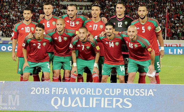 Foot mondial 2018 la s lection marocaine d 39 herv renard voila night - Maroc coupe du monde 1998 ...