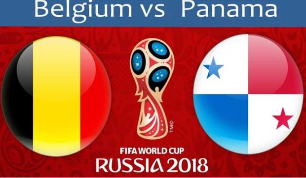 BELGIQUE vs PANAMA