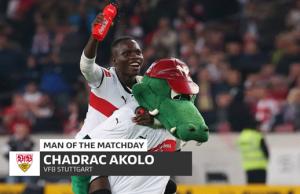 Chadrack Akolo
