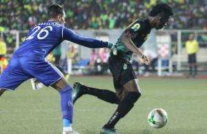COUPE DE LA CAF 2018