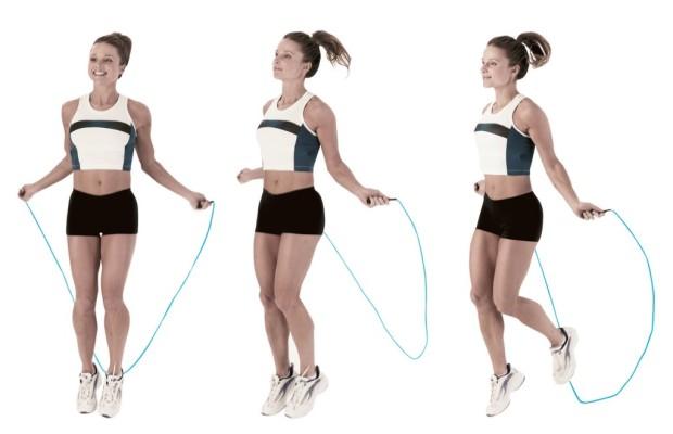 Voila Night Sport Musculation La Corde A Sauter Comment Choisir