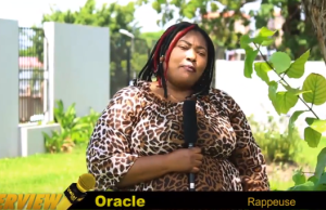 LA RAPPEUSE ORACLE