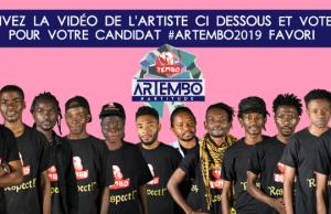 ARTTEMBO 2019