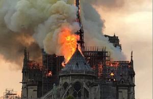 Notre-Dame-en-feu
