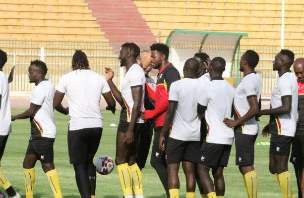 CAN 2019 OUGANDA-RDC
