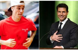 JUSTIN BIEBER CONTRE TOM CRUISE