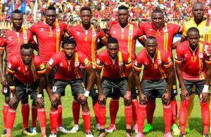 OUGANDA SOCCER TEAM