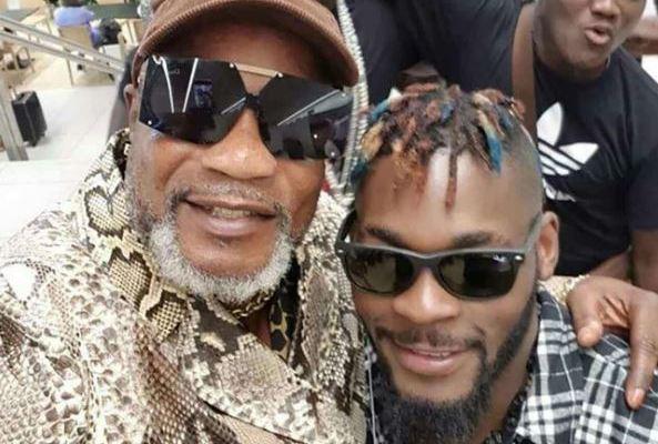 DJ ARAFAT et Koffi Olomide