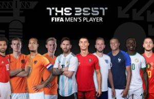 THE BEST FIFA FOOTBALL AWARDS 2019
