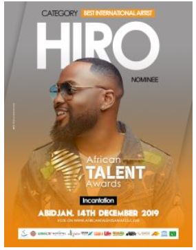AFRICAN TALENTS AWARDS 1