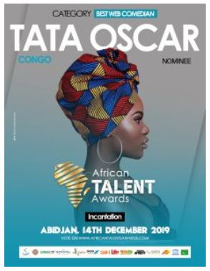 AFRICAN TALENTS AWARDS 2