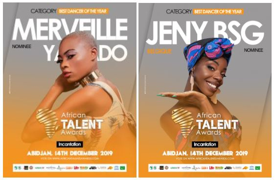 AFRICAN TALENTS AWARDS 3