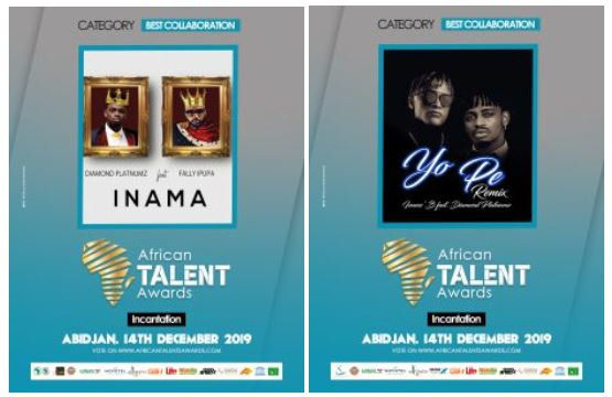AFRICAN TALENTS AWARDS 5