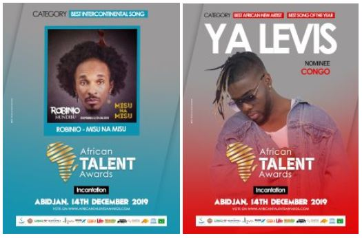 AFRICAN TALENTS AWARDS 7