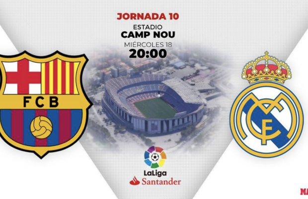FC BARCELONE vs REAL MADRID