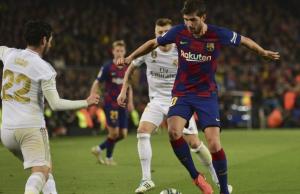 FC BARCELONE vs REAL MADRID i