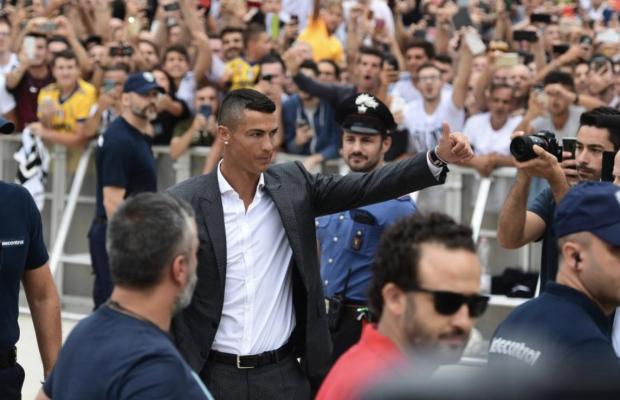 Ballon d'or, Cristiano Ronaldo